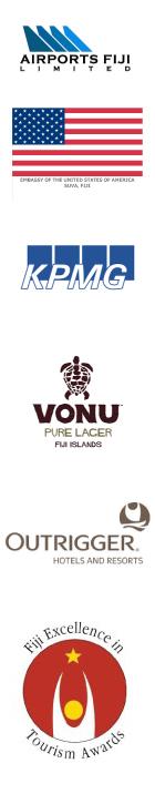 MES Fiji Sponsors