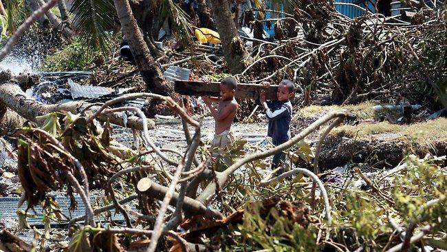 Fiji needs to strengthen disaster resilient communities