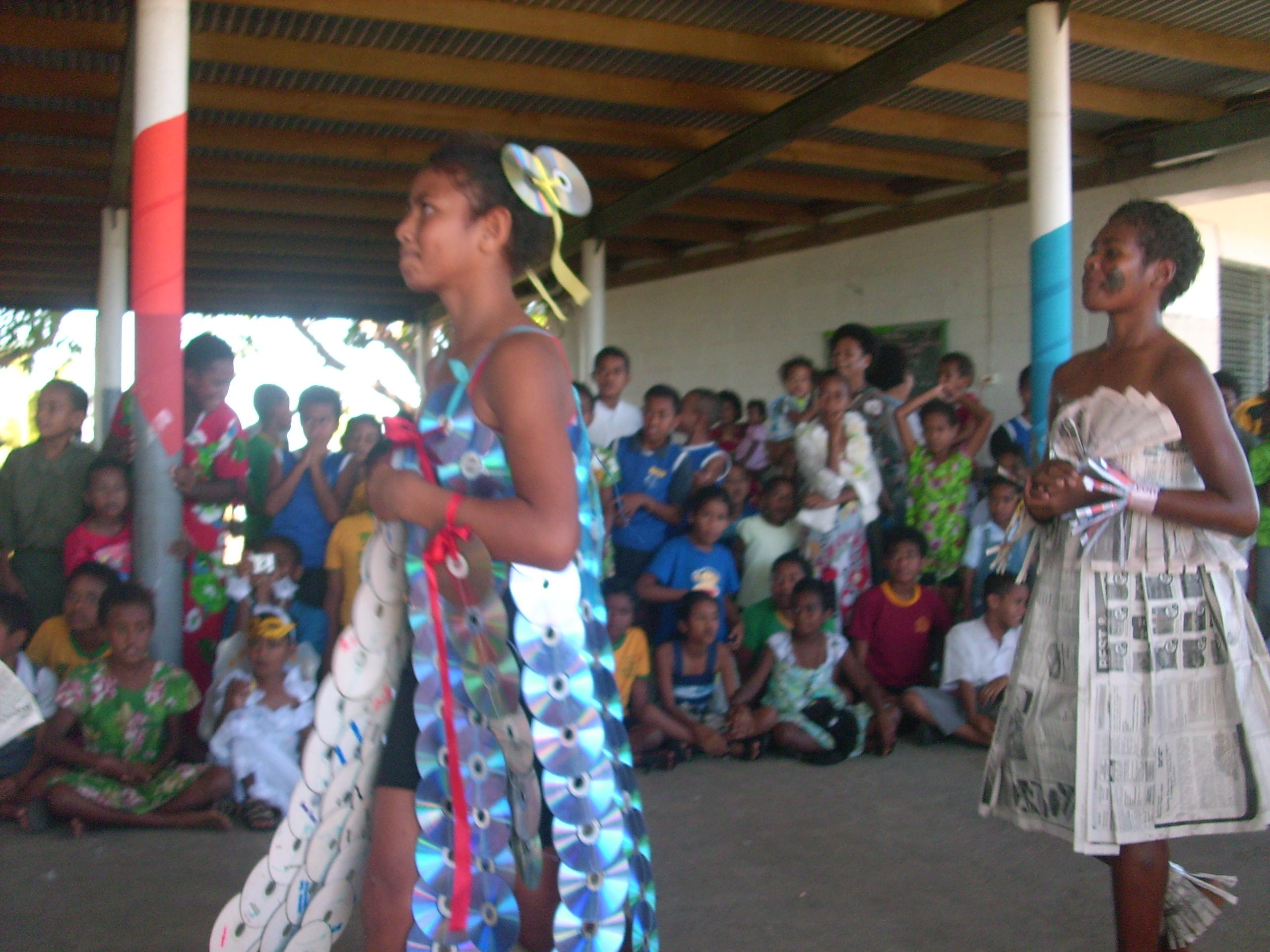 Vuda District School Triple Celebration!