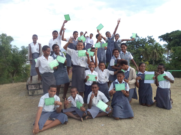 MES Environment School Program comes to an end.