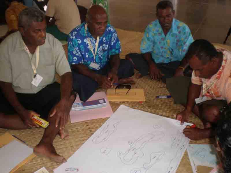 MES supports Fiji Locally Managed Marine Area Framework