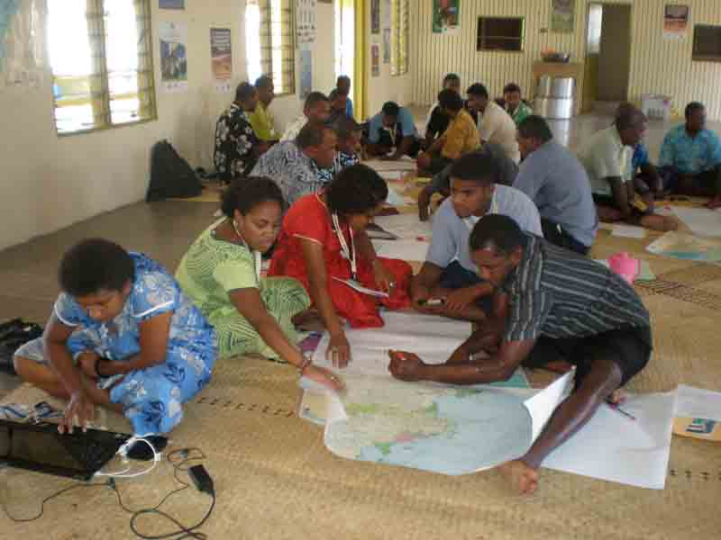Significance of the Sea Turtle Conservation Project in the Mamanuca Region- Fiji Islands