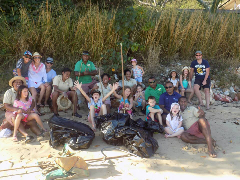 Resorts mark World Environment Day and World Ocean Day