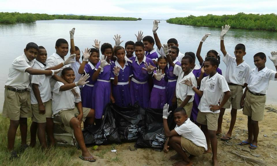 World Environment and World Ocean day in Schools.