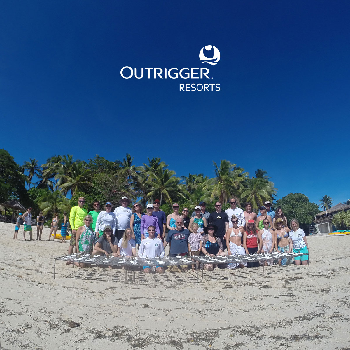 Outrigger Group funds Eco Club in the Mamanucas