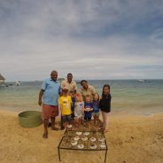 Malolo Island Resort celebrates June World Marked Day Word Ocean and Environment Day