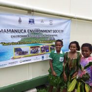 Mamanuca Schools join in the celebration of International Environment Day