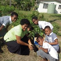 Namamanuca School Celebrates Climate Change Week