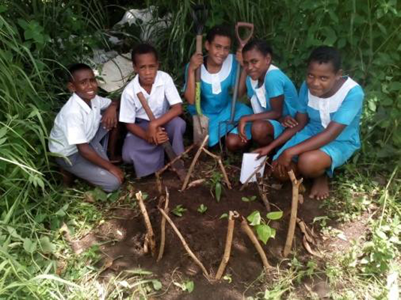 Promotion of outdoor environmental education with village schools